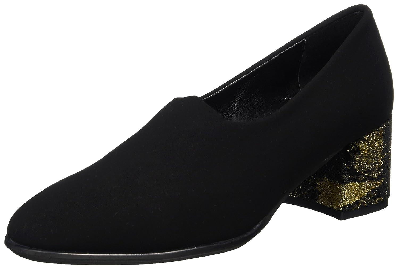 NR Rapisardi F900, Zapatos de Tacón con Punta Cerrada para Mujer 39 EU