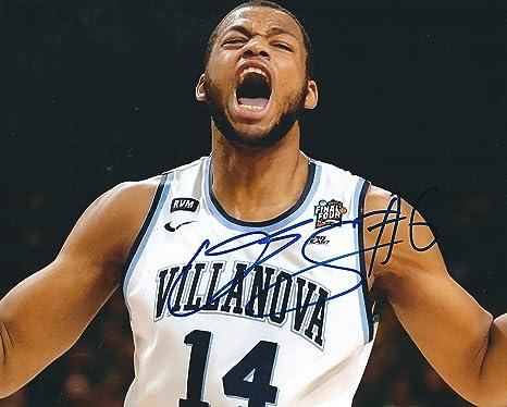 7e39407cb Autographed Omari Spellman Villanova University Basketball 8x10 ...