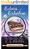 Eclairs and Extortion (Maple Lane Mysteries Book 5)