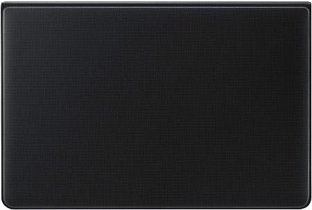 Samsung EJ-FT830UBEGWW Pogo Pin QWERTY Negro Teclado para móvil - Teclados para móviles (Negro, Samsung, Galaxy Tab S4, 26,7 cm (10.5