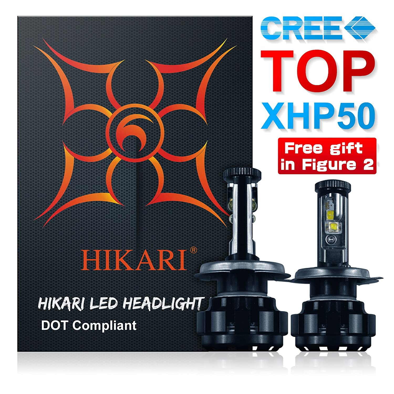 best led headlight brand
