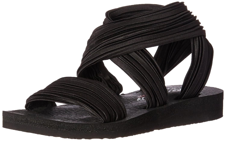 275384dd993d Amazon.com  Skechers Women s Meditation-Still Sky Flip-Flop  Shoes