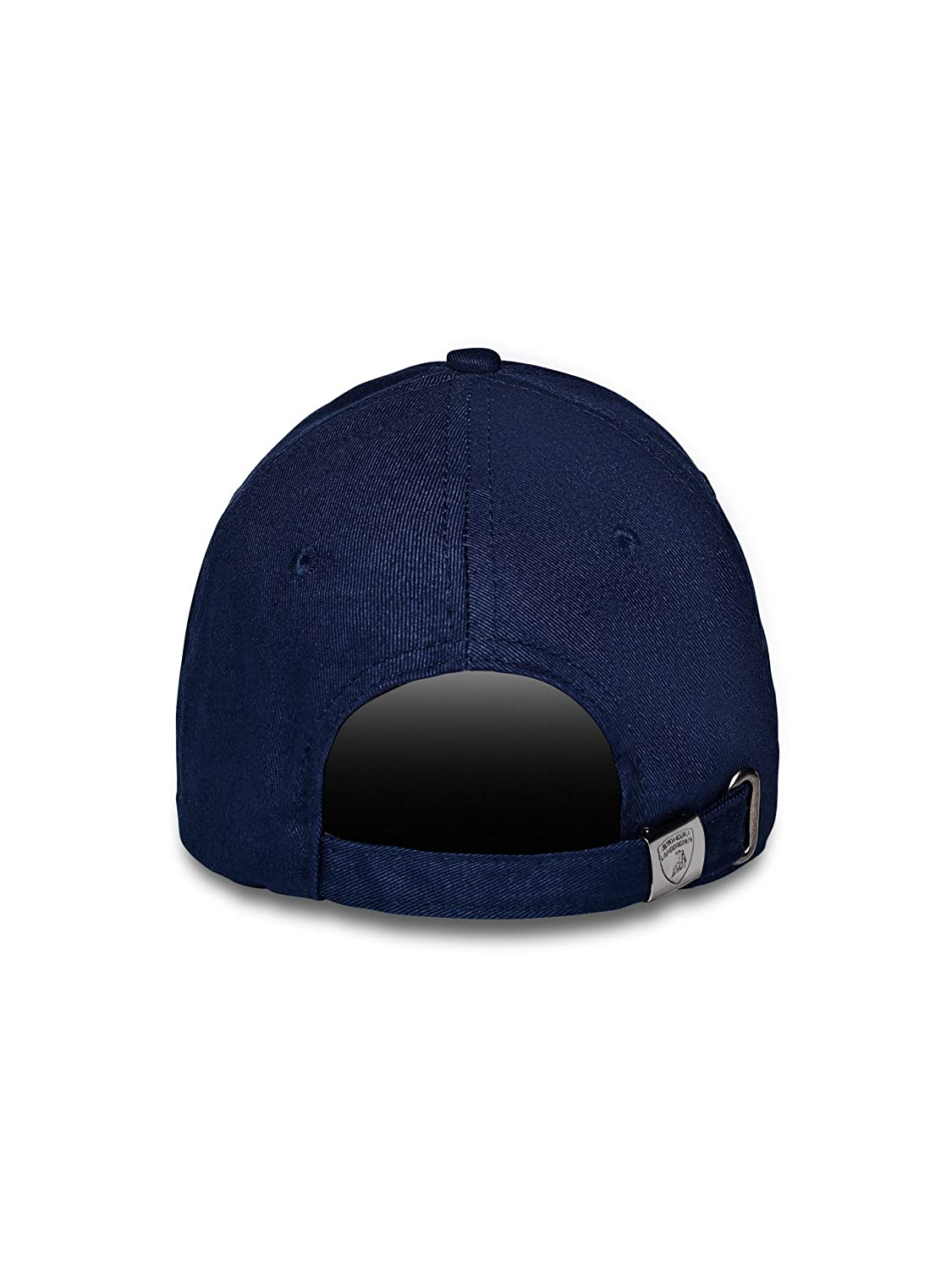 9ddf20a5c91af Automobili Lamborghini Accessories 1963 Cap Unique Size Blue at Amazon  Men s Clothing store