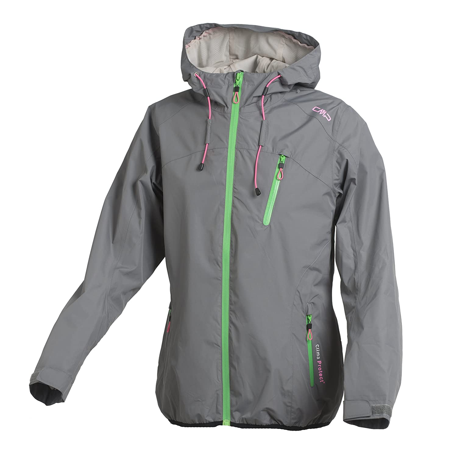 grey (grey) XXS CMP 3Z31146 Women's Functional Jacket