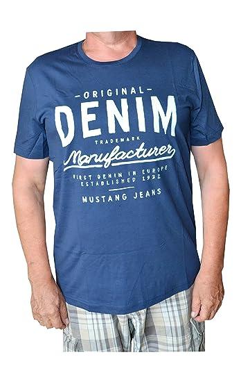 Gr.S,M,L,XL,2XL Mustang Herren T-Shirt