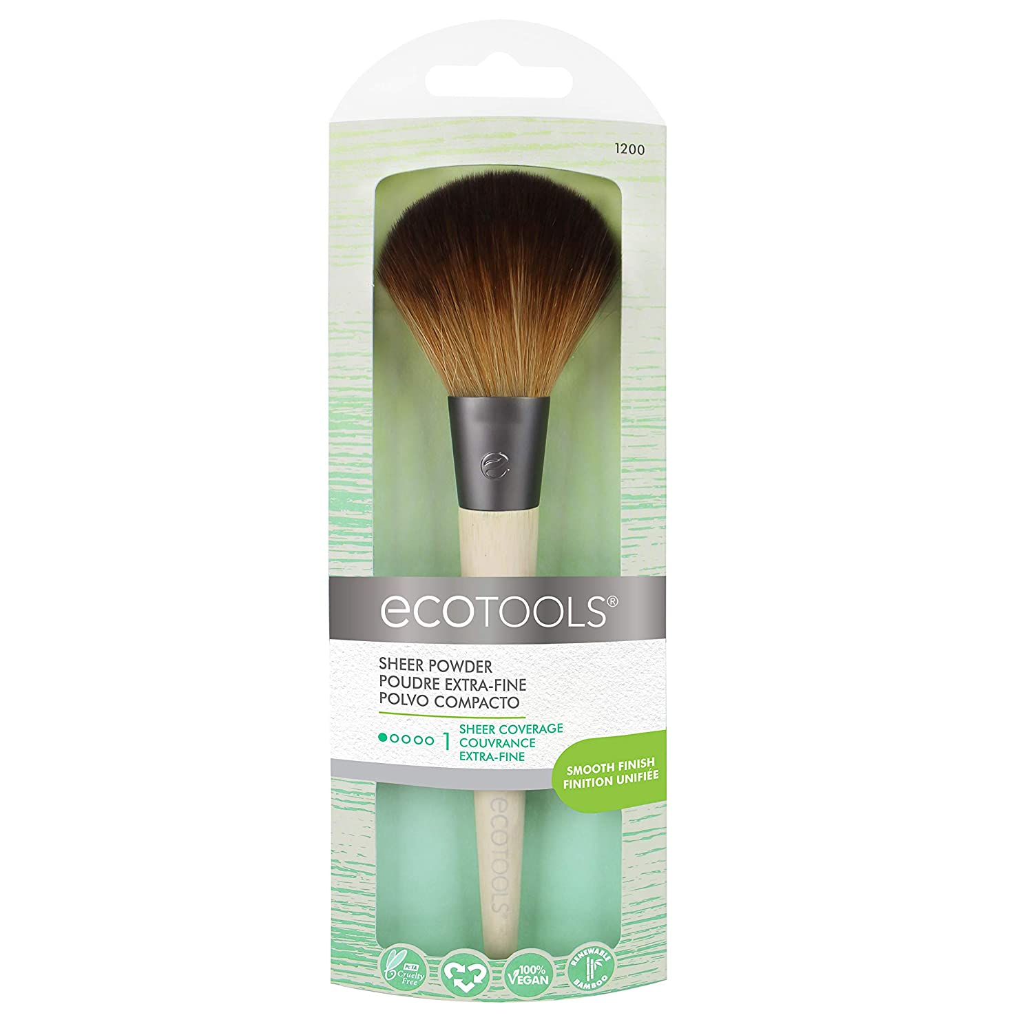 EcoTools Sheer Powder Make-up Brush Paris Presents 79625012002