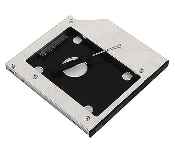 DeYoung 2 nd disco duro HD SSD SATA Caddy para Lenovo ...