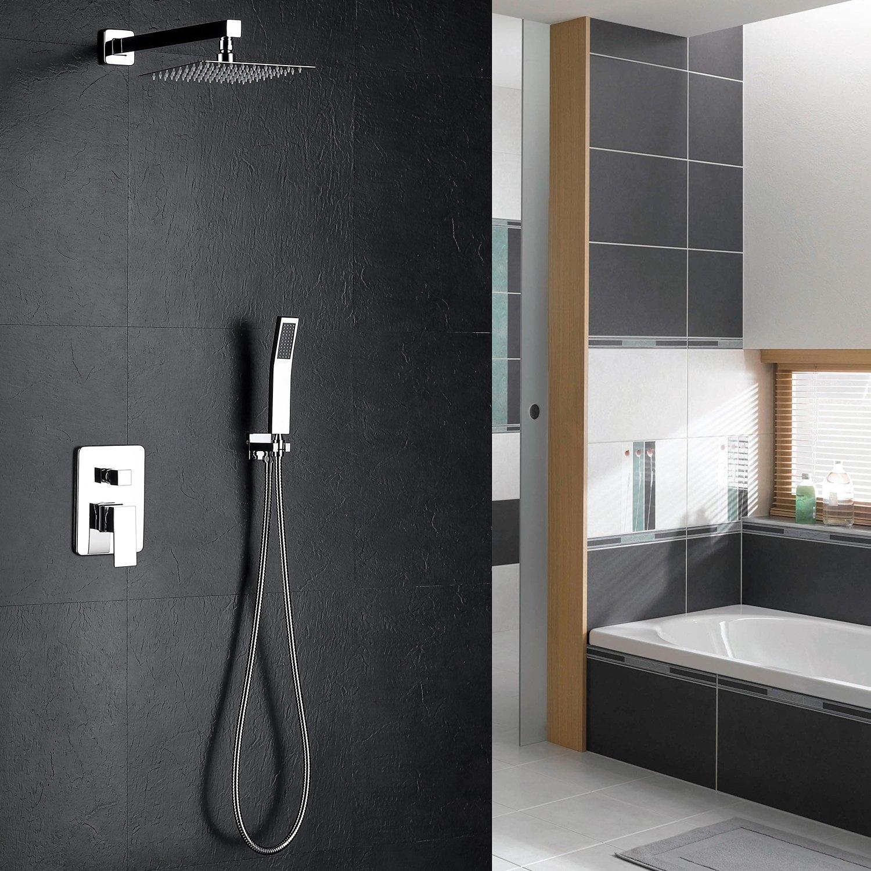 hm Set para la ducha 8 Pulgada