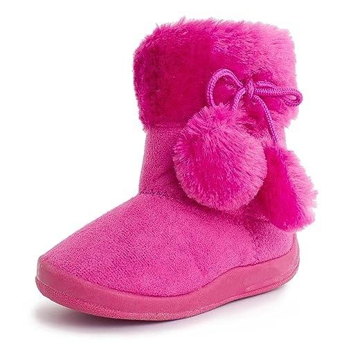 240561d4bd6e Kali Basic Comf Boots (Toddler/Little Kid) Hot Pink 4 M US Toddler