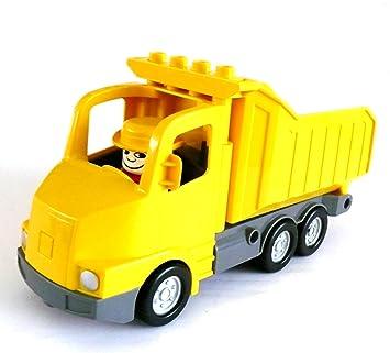 AF de 585 Lego® Duplo - 5651 Kipper Camiones kipplast carro ...