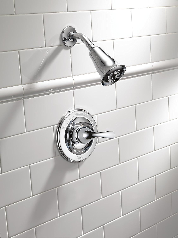 Chrome Delta Faucet Delta T13220-H2O Monitor 13 Series Shower Trim