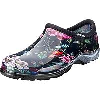 Sloggers Women's Polka Dot Print Short Rain Shoes