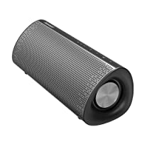 Tronsmart Pixie Bocina Bluetooth Estéreo Premium, con 15W y Radiador Pasivo, Bocina inalámbrica Subwoofer con 15 Horas de Emisión Continua y Manos