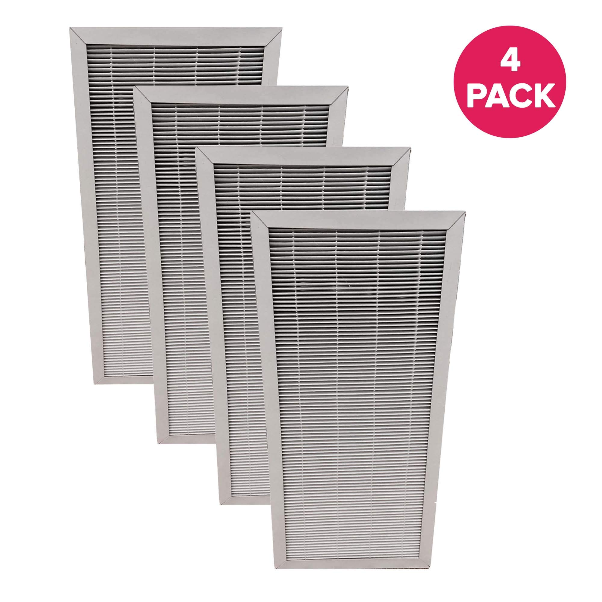 Think Crucial Replacements for Deluxe Blueair 400 Air Purifier Filter Fits All 400 Series Air Purifiers (4 Pack) by Think Crucial