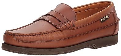 1365978e7f3 Mephisto Men s Cap Vert Penny Loafer Rust Leather 41 (US Men s ...
