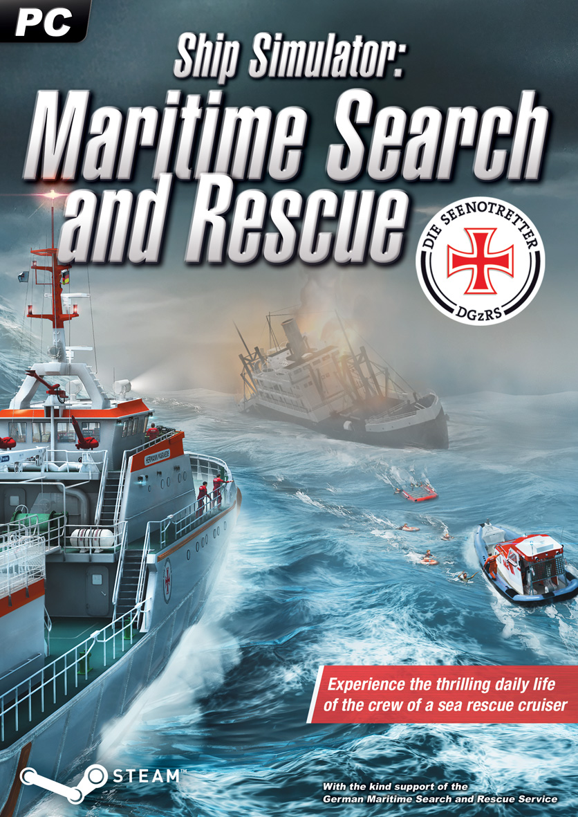 Ship Simulator: Maritime Search and Rescue [Online Game Code] (Pc Navy Ship)