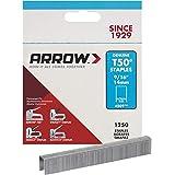 Arrow 509 Genuine T50 9/16-Inch Staples, 1,250-Pack