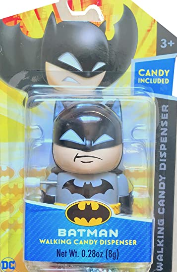 af7a0b525e Amazon.com   Dc Comics Batman Walking Candy Dispenser Candy Included ...