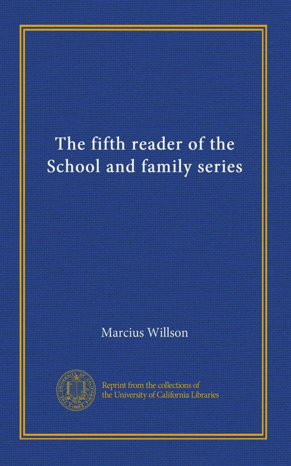Download The fifth reader of the School and family series ebook