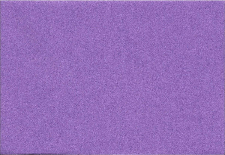100 St/ück Briefumschl/äge lila // soft purple, 11,4 x 16,2 cm, DIN C6 - passend f/ür DIN A6 Karten