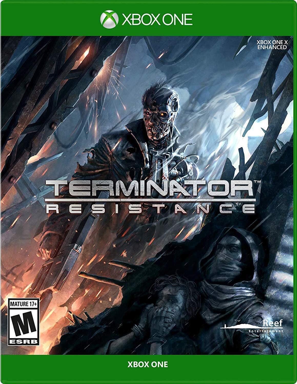 Terminator: Resistance for Xbox One [USA]: Amazon.es: Sega of America Inc: Cine y Series TV