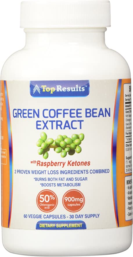 Amazon Com Pure Green Coffee Bean Extract Pills 800mg Gca 50