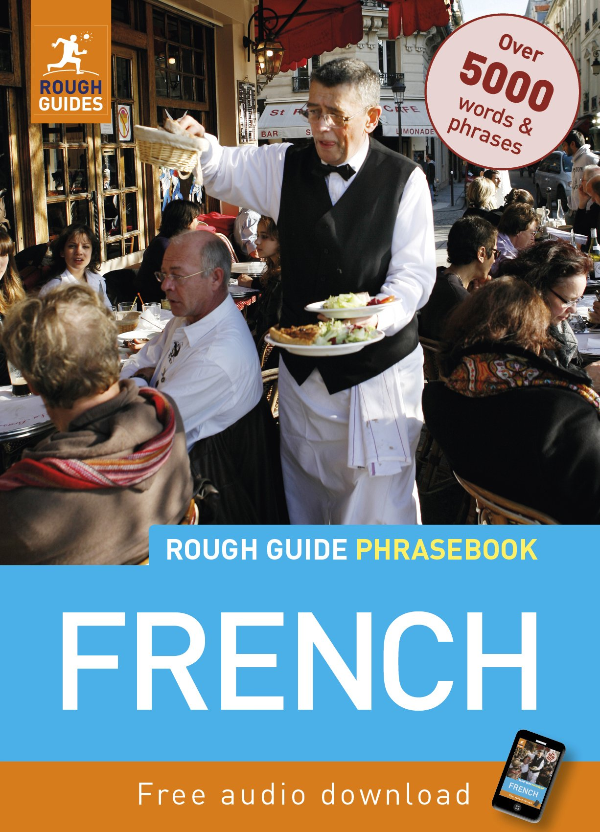 rough guide french phrasebook rough guides phrasebooks rough rh amazon com The Rough Guide to France Rough Geodes Guides