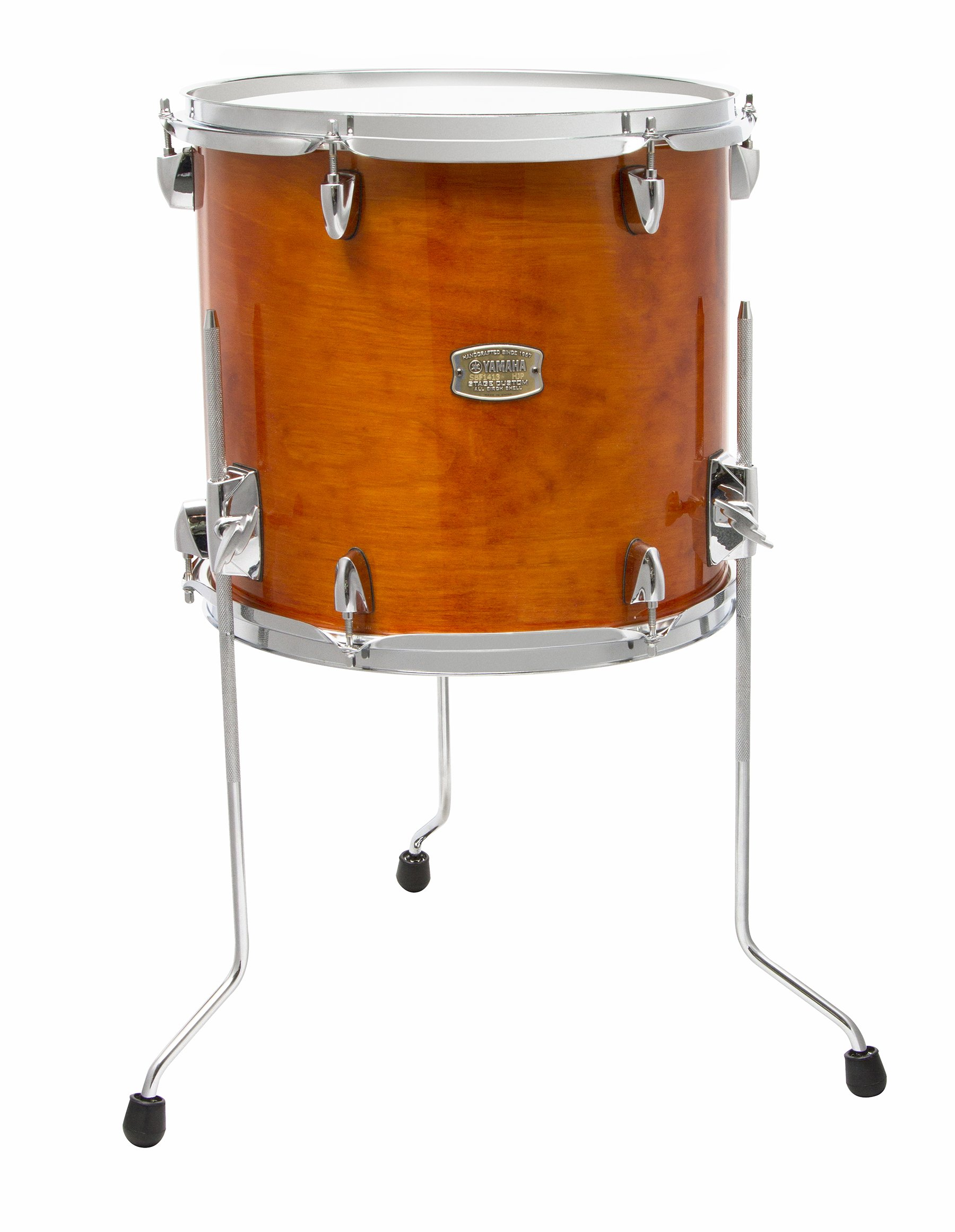 Yamaha Stage Custom Birch 18x16 Floor Tom, Honey Amber by Yamaha PAC