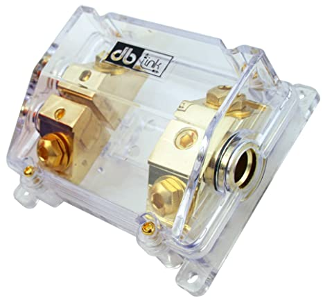 81u71ZlX 0L._SX466_ amazon com db link anlfb01 2 position anl fuse block car electronics anl fuse box at n-0.co