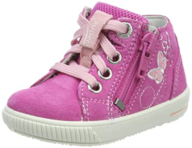 super popular 00ca0 235fd Superfit Baby Mädchen Moppy Sneaker