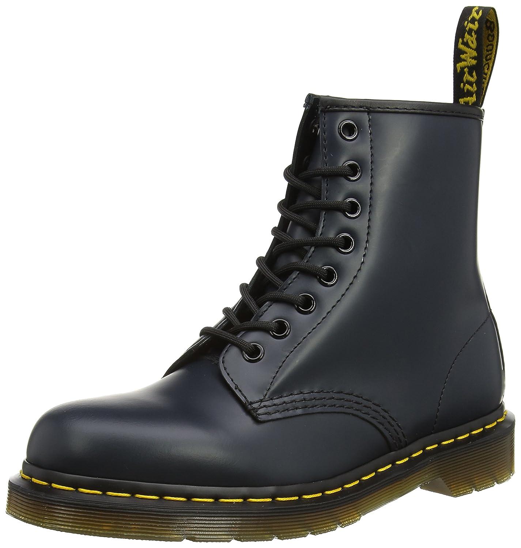 Dr. Martens 1460 Originals Eight-Eye Lace-Up Boot B000W80R4O 4 UK (US Women's 6 M)|Navy