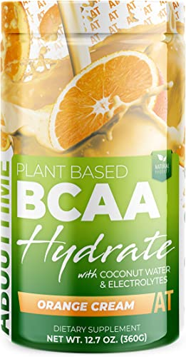 About Time Plant Based BCAA Hydrate Clear