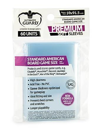 Ultimate Guard 10279 Êltimo Guardia Premium Mangas para Las ...