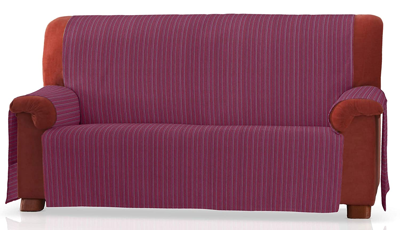 JM Textil Cubre sofá Rino Tamaño 2 plazas (110 Cm.), Color 02