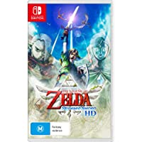 The Legend of Zelda: Skyward Sword HD Edition - Nintendo Switch