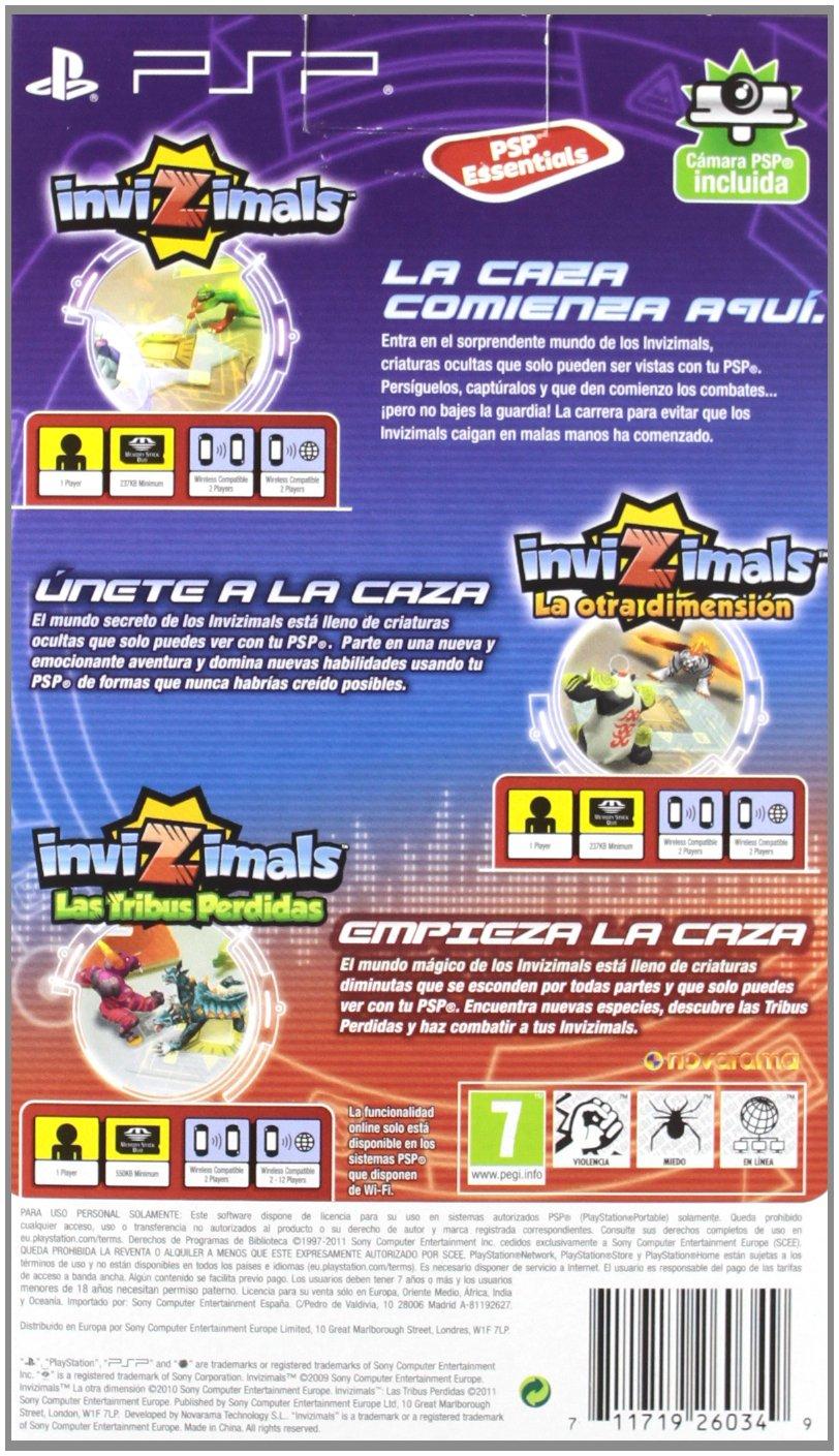 Juegos De Invizimals Para El Ordenador Cheap Juegos De Invizimals