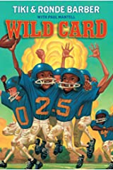 Wild Card (Barber Game Time Books) Kindle Edition