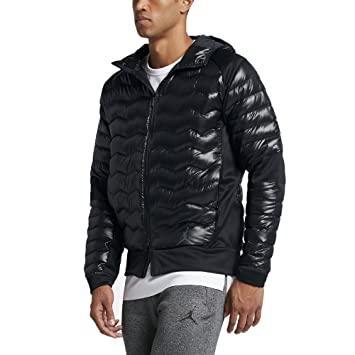 Nike Jordan Perf Hybrid DWN JKT Chaqueta, Hombre, Negro Black, S: Amazon.es: Deportes y aire libre