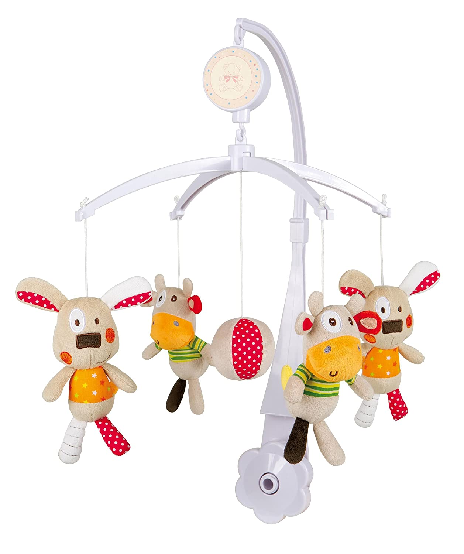 Olmitos Dog - Carrusel musical para bebé: Amazon.es: Bebé