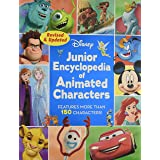 Junior Encyclopedia of Animated Characters (Refresh)