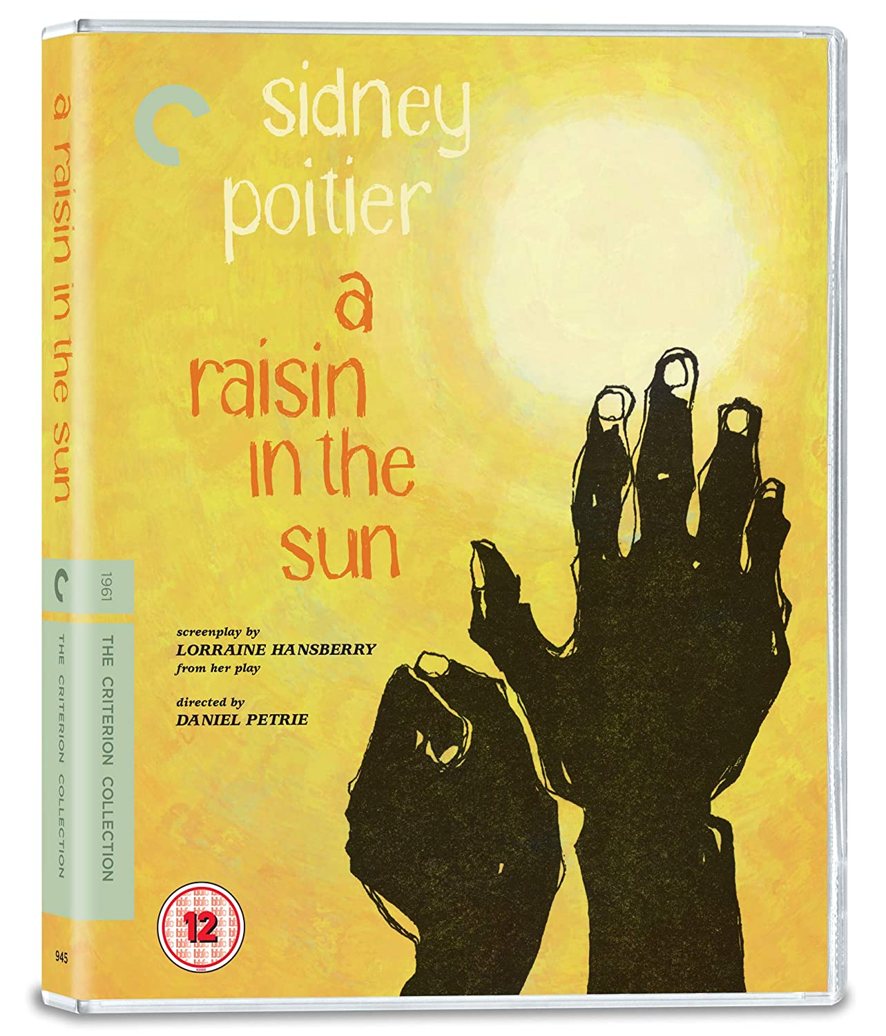 A Raisin In The Sun The Criterion Collection Blu Ray 2018 Amazonco
