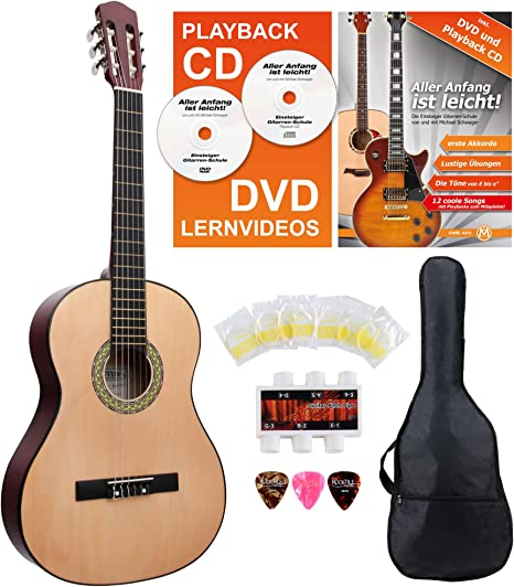 Classic Cantabile Acoustic Series AS-851 4/4 guitarra de concierto ...