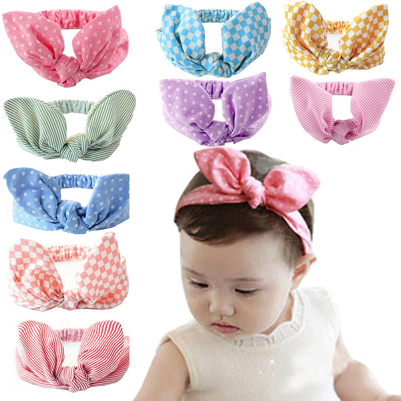 Baby Girl's Beautiful Headbands Elastic Hairband for Photograph Patedan CA-Batedan-562A*5