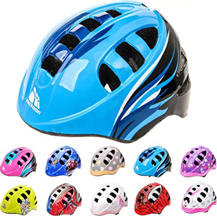 Casco Bicicleta Casco Biciclea Casco Bici Casco de Bicicleta para niños y jóvenes Casco MTB Carretera Ciclismo Skate Bicicleta patineta Patines monopatines MA-2 (S(48-52cm), Orbit Blue): Amazon.es: Deportes y aire libre