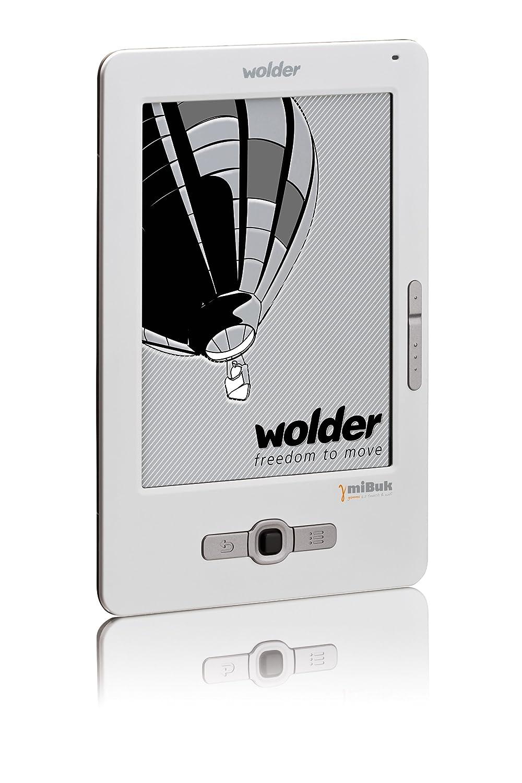 Wolder miBuk Gamma 6.2 Lector de libros electrónicos: Amazon.es ...