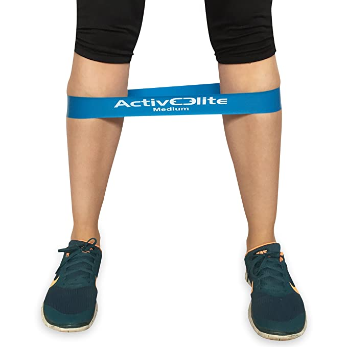 ActiveElite ✮ Set de 4 bandas de resistencia / bandas elasticas ...