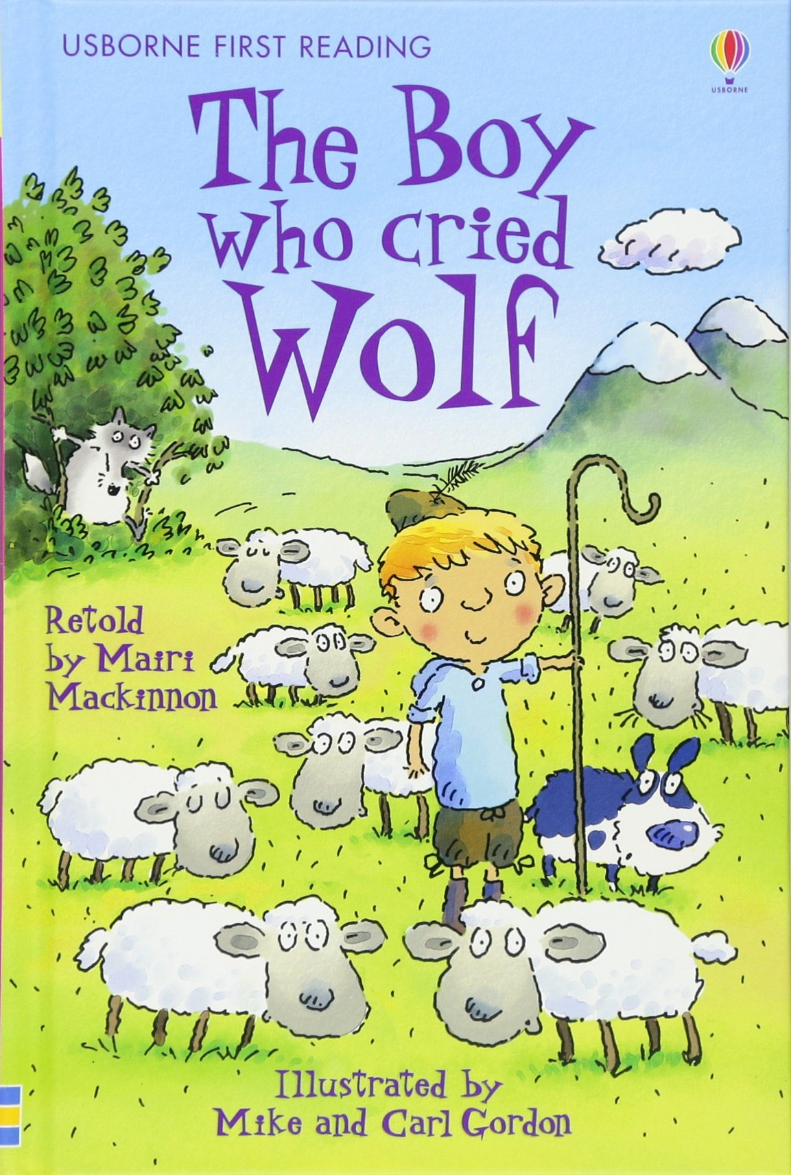 The Boy Who Cried Wolf (First Reading Series 3): Amazon co