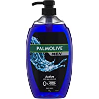 Palmolive Men Active Body Wash With Sea Minerals 0 percentage Parabens Dermatologically Tested pH Balanced Recyclable…