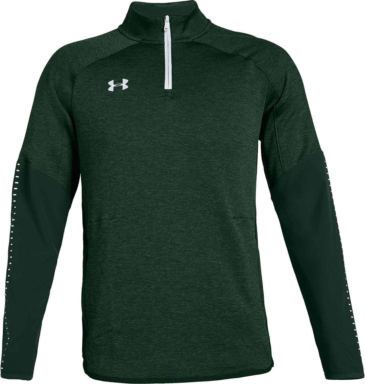 Under Armour Mens UA Qualifier Hybrid 1//4 Zip Long Sleeve