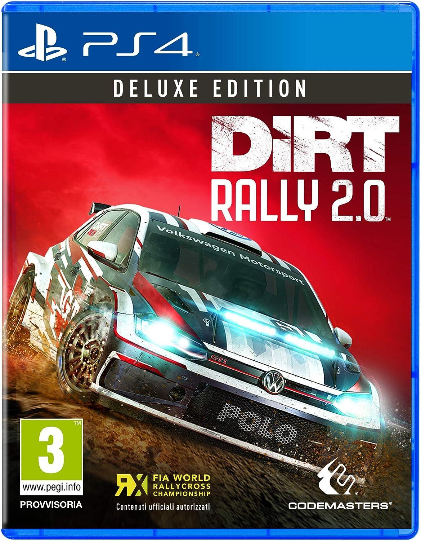 DiRT Rally 2.0 - Deluxe Edition - PlayStation 4 [Importación ...
